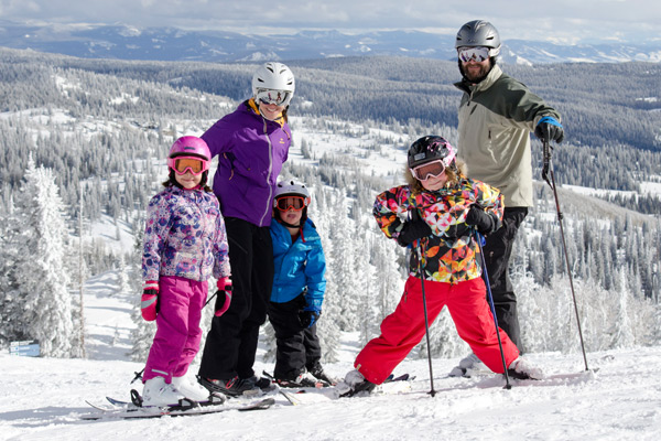 Kids Ski FREE™ at Steamboat Ski Resort